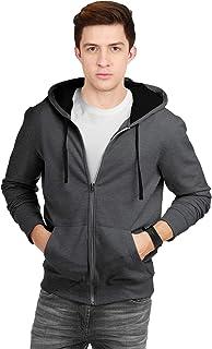 fanideaz Men's Poly Cotton Hooded Hoodie