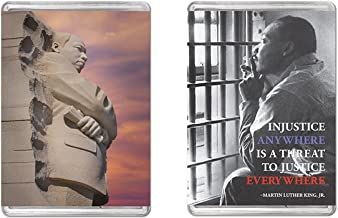 Minipix Puzzles - Bundle of 2 Puzzles - Martin Luther King Jr. Memorial & Letter from Birmingham Jail