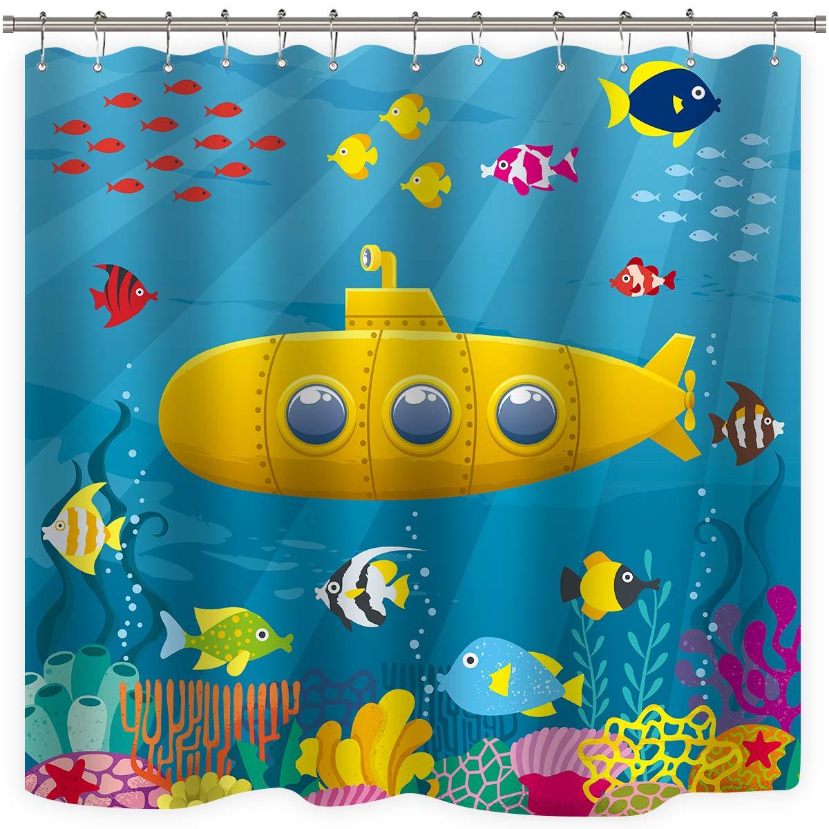 bathroom fish decor amazon com rh amazon com  fishtails bathroom set