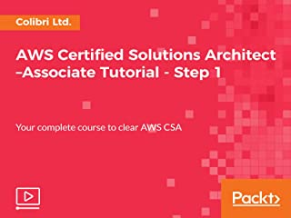 AWS Certified Solutions Architect_Associate Tutorial - Step 1