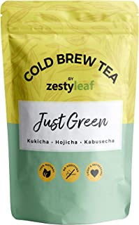 Just Green Japanese Iced Green Tea (Pouch)