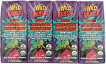 Wild Kratts, Organic Taste-erific Tropical Punch, 8 Pack
