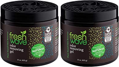Fresh Wave Odor Removing Gel, 15 oz. – Special Value 2-Pack