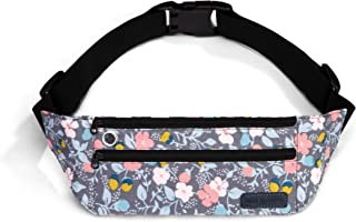 MNGARISTA Fashion Waist Packs, Floral Belt Bag and Waist Bag With Zipper Pocket, Small Waist Bags For Women Fashionable