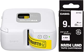 カシオ ネームランド PCスマホラベル KL-PS-SET テープ付セット