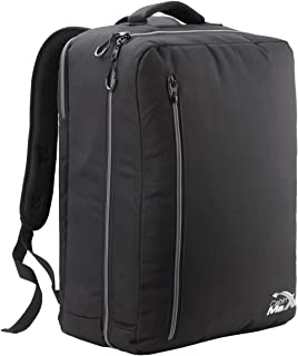 Cabin Max Laptop Backpack Carry on Luggage Built in Laptop/Tablet Sleeve 20x16x9