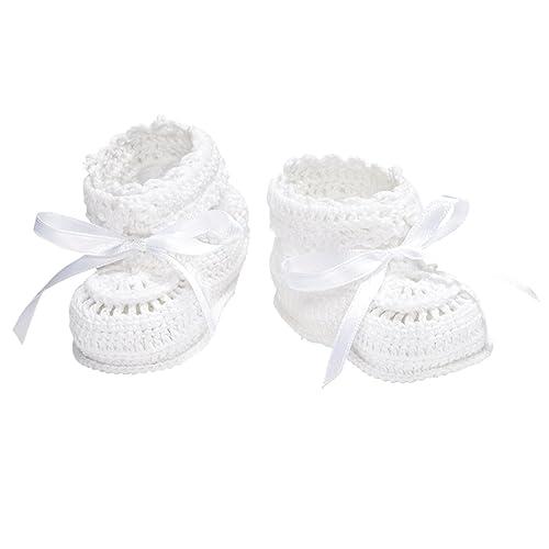 Elegant Baby Crochet Knit Booties 137bdc4c0af3