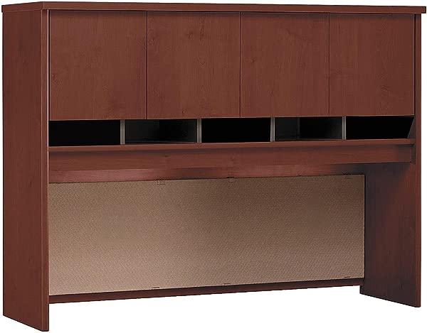 Bush Business Furniture Series C 60W Hutch In Hansen Cherry