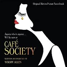 Cafe Society Soundtrack