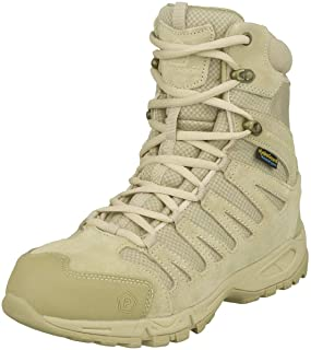 "Pentagon Homme Achilles 8"" Trekking Bottes Desert Tan"