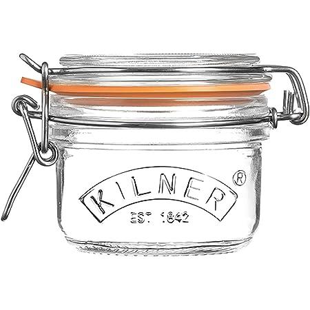 Pots De Stockage Bols 25494 Kilner Pince Haut Jar-Rond 3 L bocaux