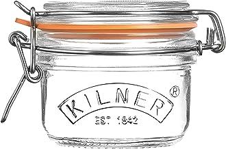 Kilner Round Clip Top Jar, 4-Fl Oz, 1 EA