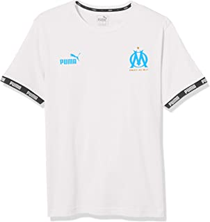 PUMA Men's Olympique De Marseille Ftbl Culture Tee