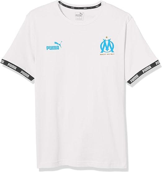 PUMA Men's Olympique De Marseille Ftblculture T-Shirt