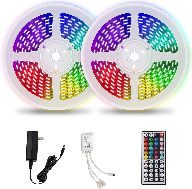 32.8ft Led Strip Lights Max 79% Fees free!! OFF LED 5050 Energetic RGB