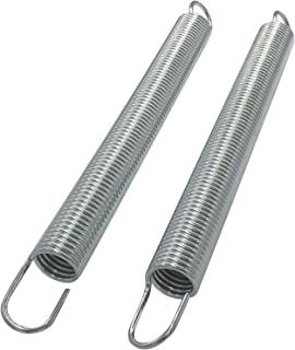 ZhenT Pilates PRO Chair Regular Strength Springs 2Pcs,Perfect Replacement for Original Spring,12 Inch in Length and 7/8 Inch in Width