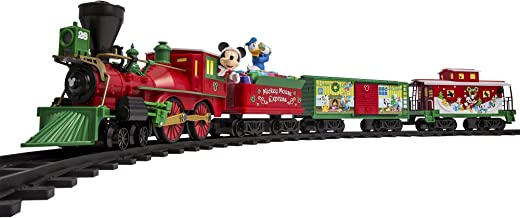 Lionel Disney Mickey Mouse Express Battery-powered Model Train Set Ready to Play w/ Remote