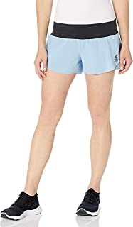 Reebok Women's Crossfit Knit Woven Short