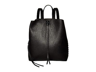 Rebecca Minkoff Darren Medium Backpack (Black) Backpack Bags