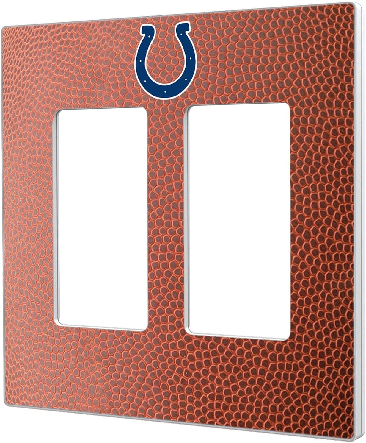 Strategic Printing Indianapolis low-pricing Colts Double Seasonal Wrap Introduction Design Football Roc