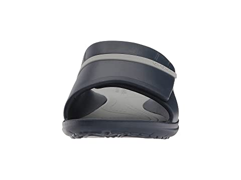 Crocs MODI Sport Slide Navy/Light Grey Outlet For Cheap High Quality Online Discount Pay With Visa tB6qq