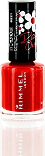 Rimmel London 60 Seconds Super Shine Esmalte de Uñas Tono 300 Glaston-Berry - 34 gr