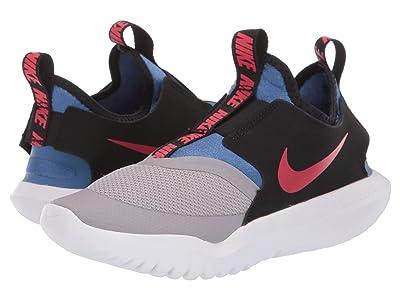 Nike Kids Flex Runner (Little Kid) (Atmosphere Grey/University Red) Kids Shoes