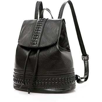 Womens Backpack Durable Convertible School Bag Casual Oxford School Bag Zulmaliu