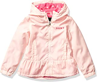 DKNY Baby Girls' Fashion Outerwear Jacket