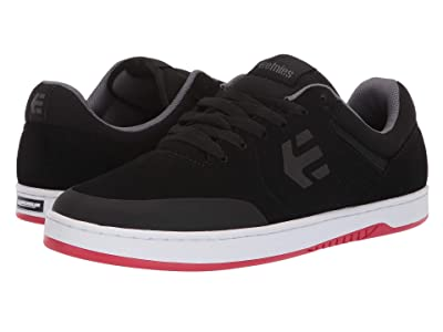 etnies Marana (Black/White/Red) Men