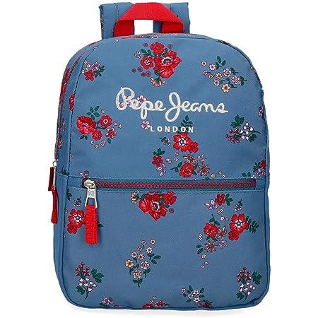 Mochila de Paseo Pepe Jeans 6382161 Pam, 32 cm, Multicolor