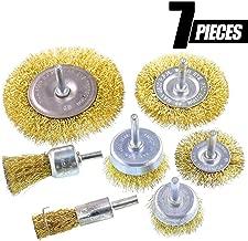 Best brass wire wheel Reviews
