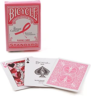 Best bicycle breast cancer playing cards Reviews