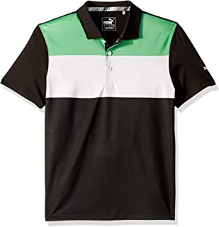 PUMA Golf Boys 2019 Nineties Polo