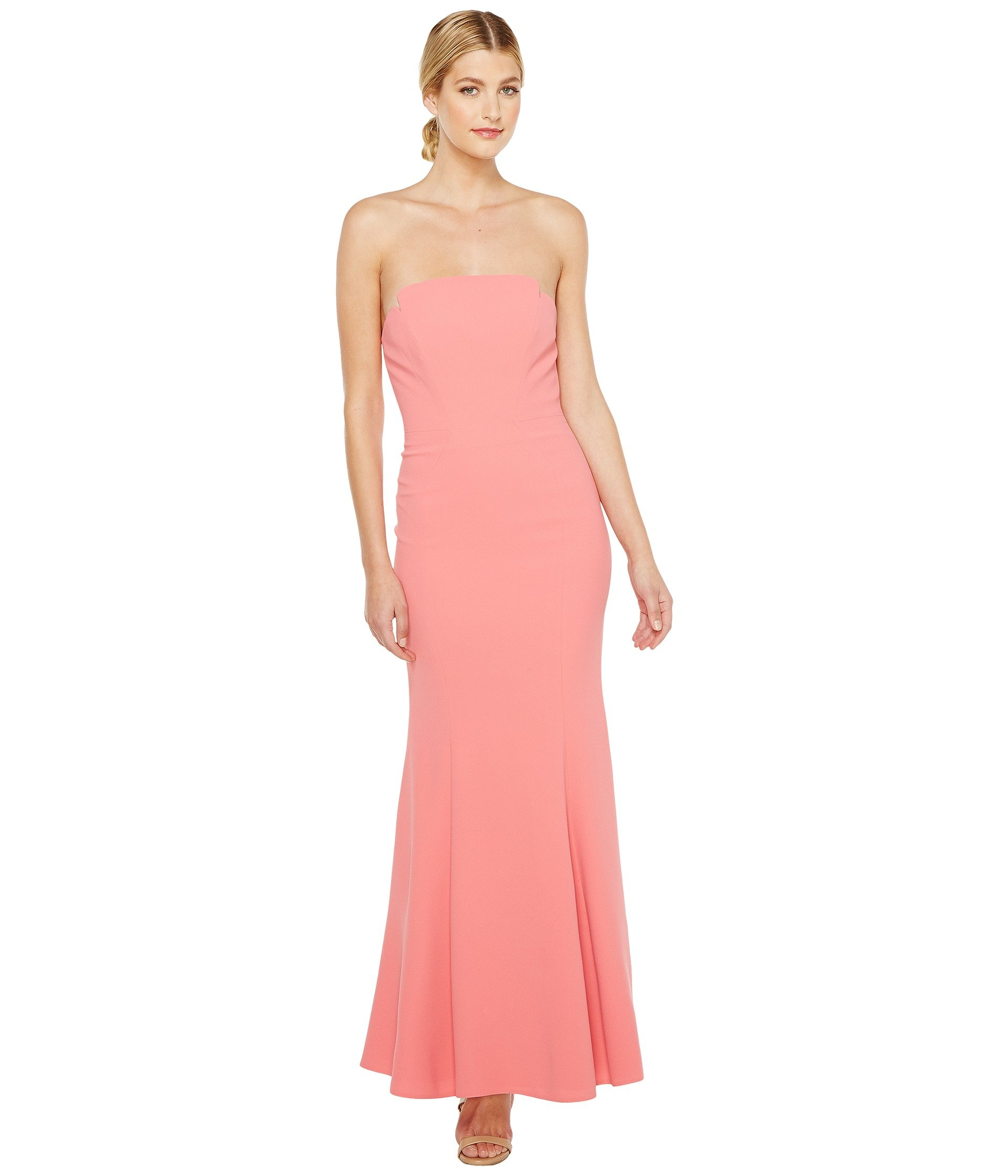 Harlow Strapless Hourglass Gown