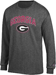 NCAA Long Sleeve Shirt Dark Heather Icon