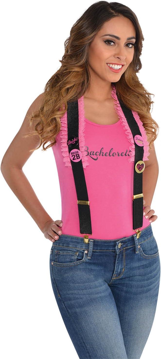 Sassy Bride Suspenders