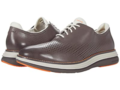 Cole Haan Original Grand Ultra Laser Oxford (Storm Cloud/Morning) Men