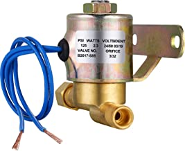 Mudder B2015-S85 B2017-S85 4040 Solenoid Valve Humidifier Valve Compatible with Aprilaire Humidifier 220 224 400 440 500 550 558 560 600 700 24 Volt 2.3 Watts 60 Hz