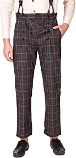 Steampunk Victoriano Pantalones para Hombre