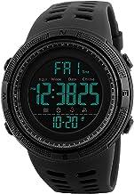 SKMEI Digital Black Dial Men's Watch