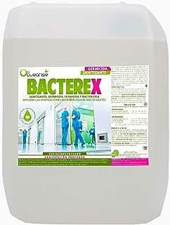 Sanitizante Desinfectante Concentrado de Quinta Generación