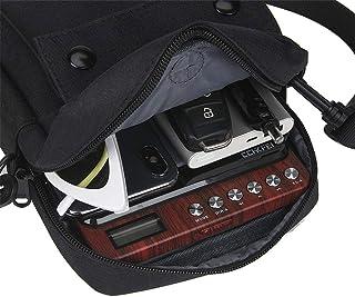 Portable CD Player Bag/Case, CD Player/Walkman Holder Bag, Shoulder Bag, Hard Drive Protective Storage Carrying Case Bag C...
