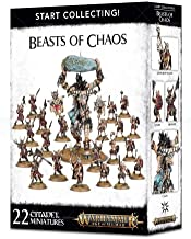 Start Collecting! Beasts of Chaos PLASTIC BOX Warhammer Age of Sigmar AOS