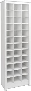 Best tall white wood cabinet Reviews