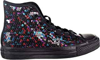 Converse Chuck Taylor All Star Holiday Scene Sequin High Top Fashion Sneaker