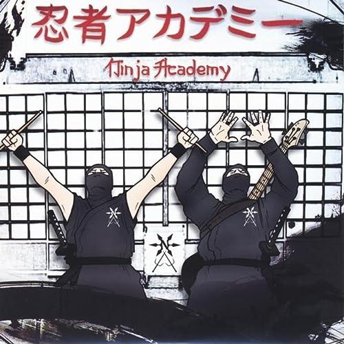 Ninja Academy 7 Inch Vinyl by Ninja Academy on Amazon Music ...