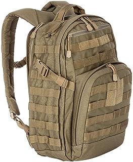 5.11 Mochila táctica militar – RUSH12 – Mochila Molle Bag Pack de 24 litros pequeña, estilo 56892