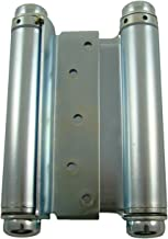 Hinge Outlet 6 Inch Double Action Hinge - Zinc - Highly Rust Resistant