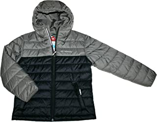 Columbia Youth Boys Crested Butte Omni-Heat Hooded Jacket